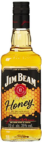 Jim Beam Honey Whiskey Likör (1 x 0.7 l)