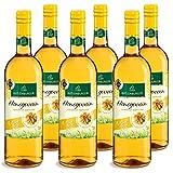 KATLENBURGER Met Honigwein aus 100% reinem Bienenhonig, 0,75 l Flasche. Lieblich, intensiver aromatischer Honig-Geschmack mit 10% vol, (6x 0,75L)
