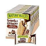 Nature Valley Nut Butter Kakao Haselnuss, 6er Pack (6 x 152 g Multipack mit je 4 Riegeln)