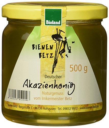 Betz Bienen Bio Akazienhonig, 500 g