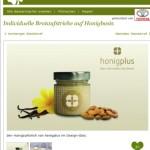 Besser Macher bei Brigitte online nachhaltiges Start-Up mit Honig