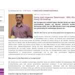 Interview mit Gründer des nachhaltigen Unternehmens honigplus