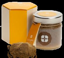 Gesunder Kürbiskern Honig Brotaufstrich