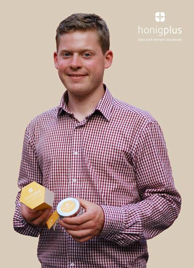 Ingmar Kersten Honigplus Start-Up Unternehmer