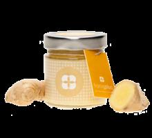 Honig mit Ingwer Brotaufstrich
