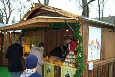 Weihnachtsmarkt Hannover-Kirchrode