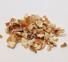 Orangenschalen bei Honigplus zur Verfeinerung mit Honig als Brotaufstrich