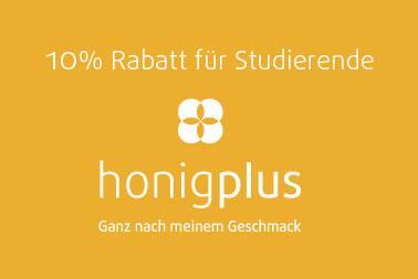 Studentenrabatt bei Honigplus.de