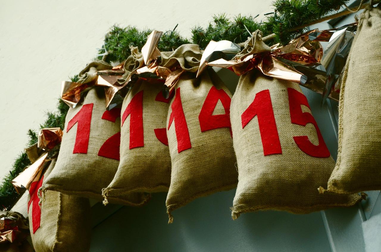 10 Ideen für den Adventskalender
