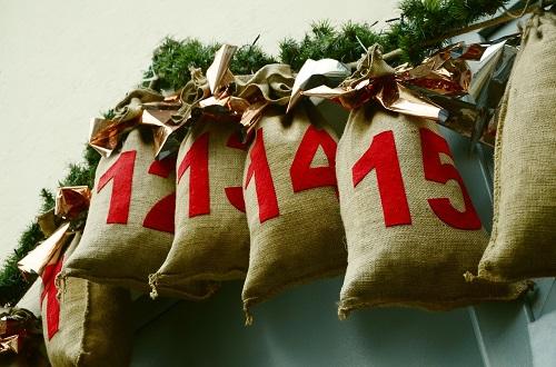Adventskalender-Geschenke